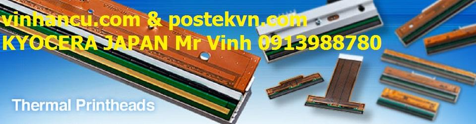 đầu in Postek Q8 203 DPI giá sỉ