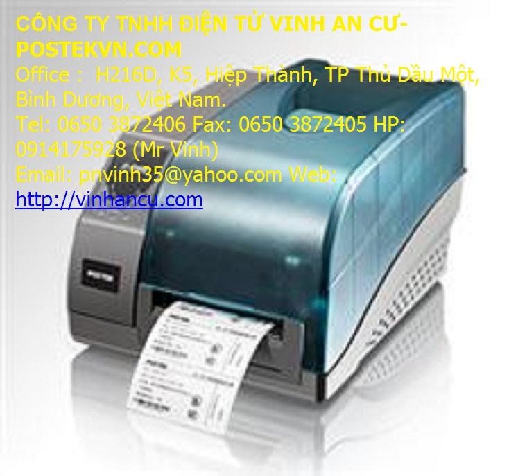 máy in tem Postek G-2108